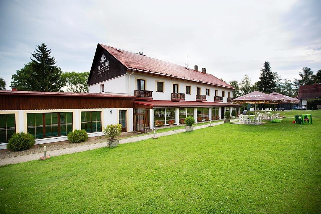 Hotel U Loubů